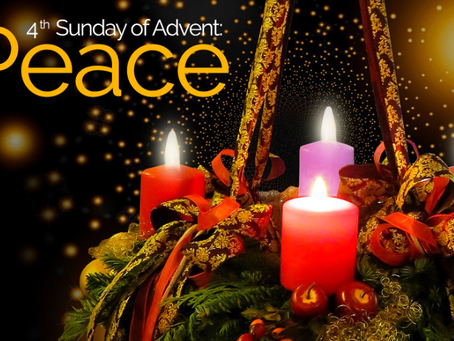 Fourth Sunday of Advent Bulletin - December 20, 2020