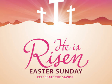 Easter Sunday of the Resurrection of the Lord Bulletin - April 4, 2021