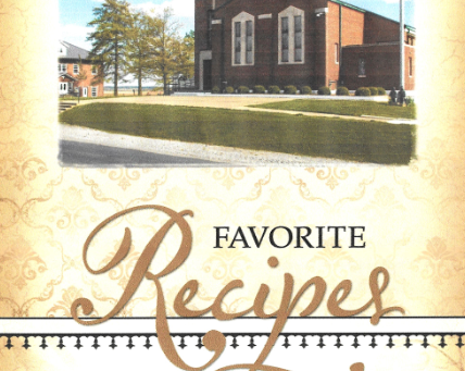 St. Elizabeth's Catholic Cuisine Cookbook Fundraiser
