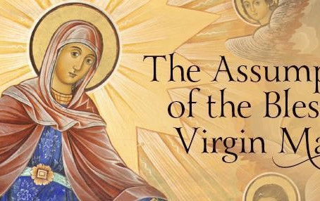 The Assumption of the Blessed Virgin Mary Bulletin - August 15, 2021