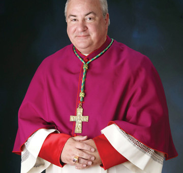 Bishop Michael McGovern Visits December 5-6