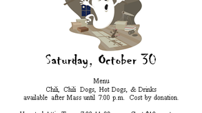 One Strong Mission Haunted Attic & Chili Supper