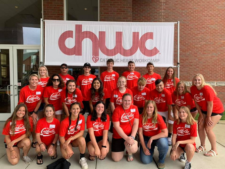 One Strong Mission Catholic Heart Work Camp Nashville, TN July 11-17, 2021