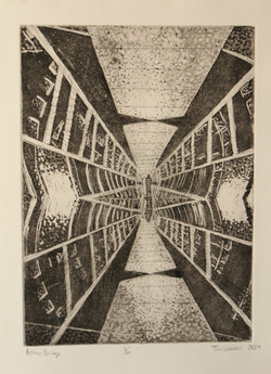 Woodall,TL Etching 2