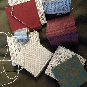 Tiny Handmade Books, 2017