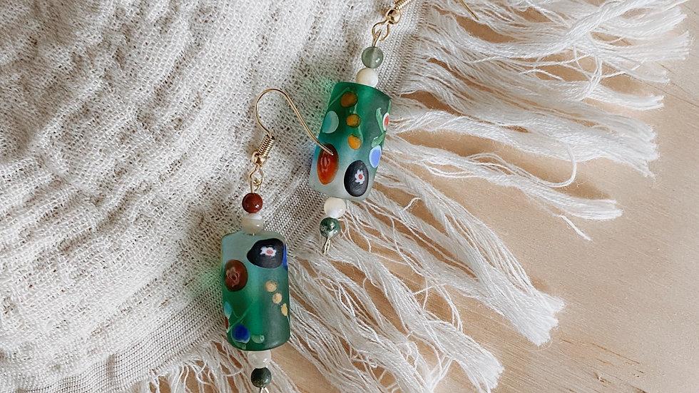 Garden Spell earrings
