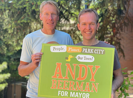 Ben McAdams & Andy Beerman