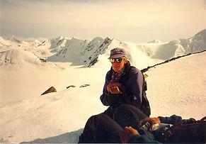 1992 Alaska Chugatch Andy Beerman