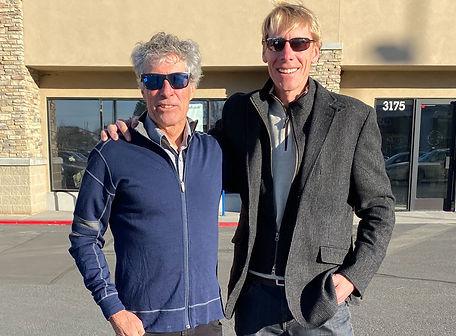 Charlie Sturgis & Andy Beerman