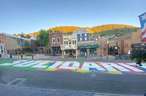 Racial Equity Murals Park City