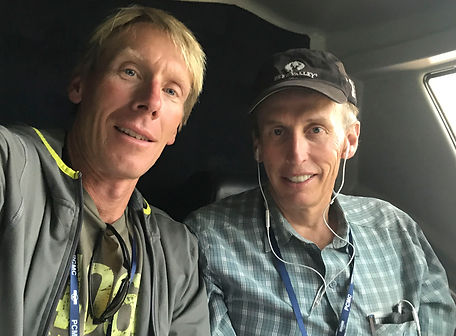 Chris Robinson & Andy Beerman