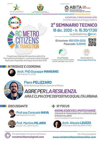 II seminario tecnico - 18 dicembre 2020.