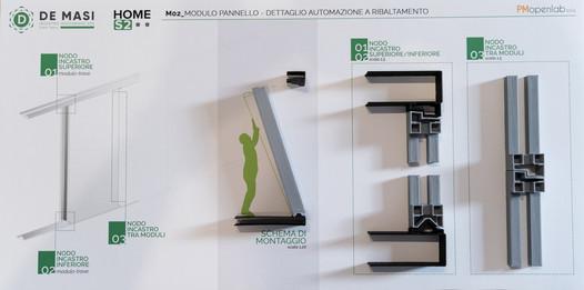 S2 Home - 3D maquette