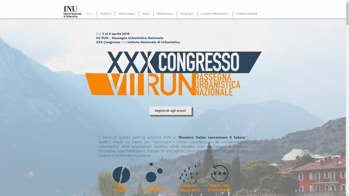 Piattforma web RUN
