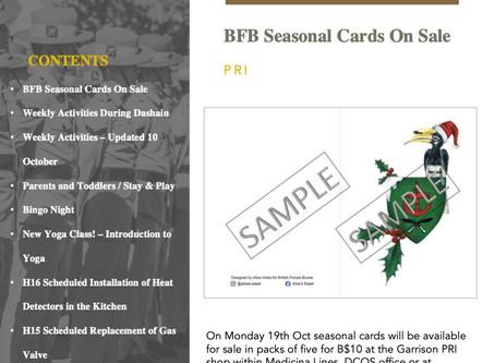 BFB Bulletin 16.10.20