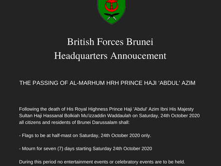 British Forces Brunei Headquarters