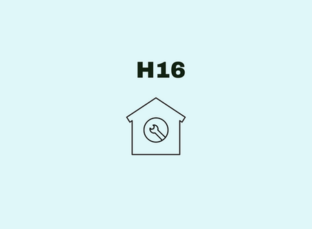 H16 DIO(B) Planned Maintenance