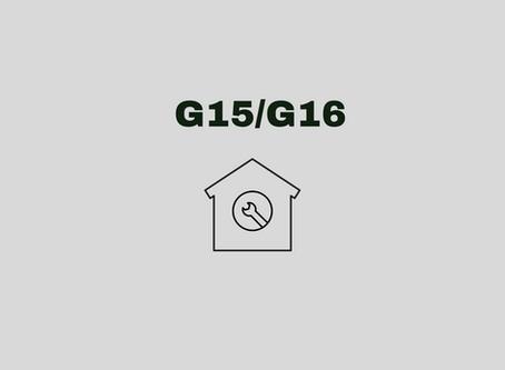 G15 / G16 DIO(B) Planned Maintenance
