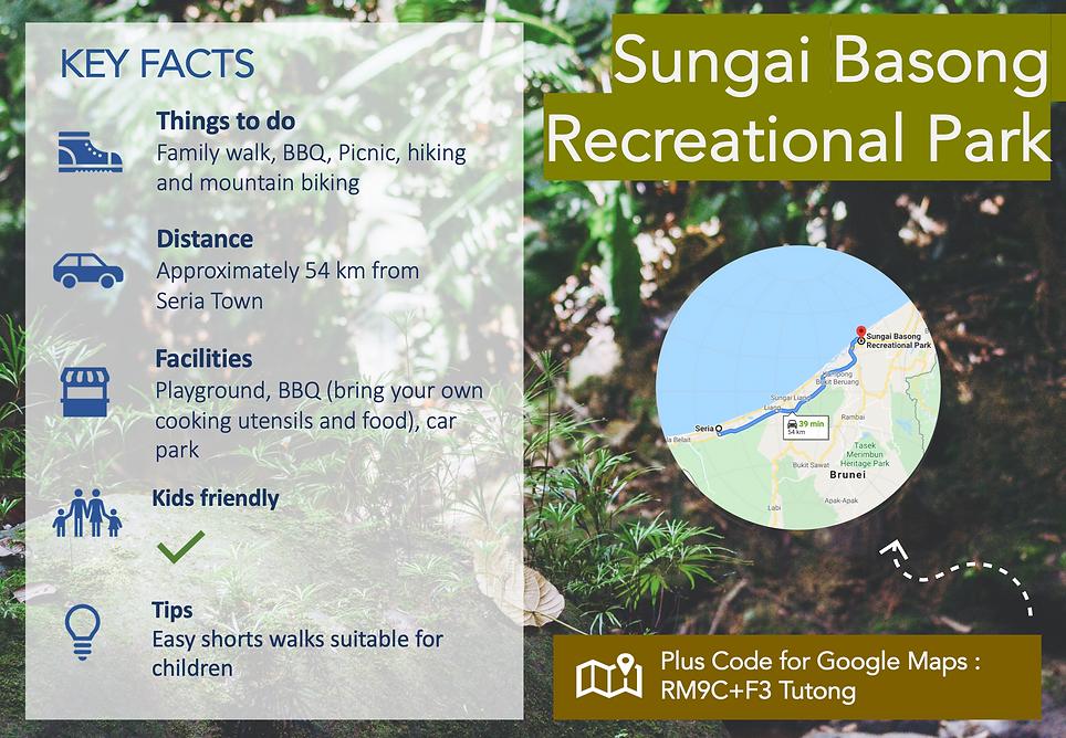 Sungai Basong Recreational Park
