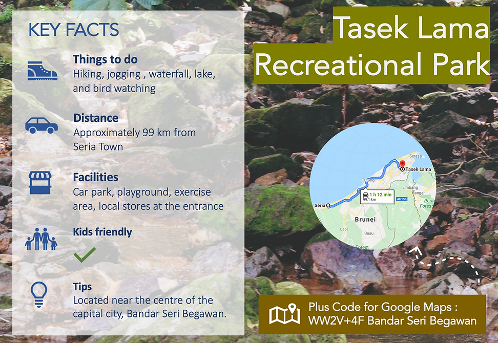 Tasek Lama Recreational Park