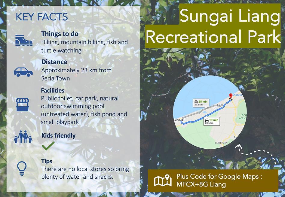 Sungai Liang Recreational Park
