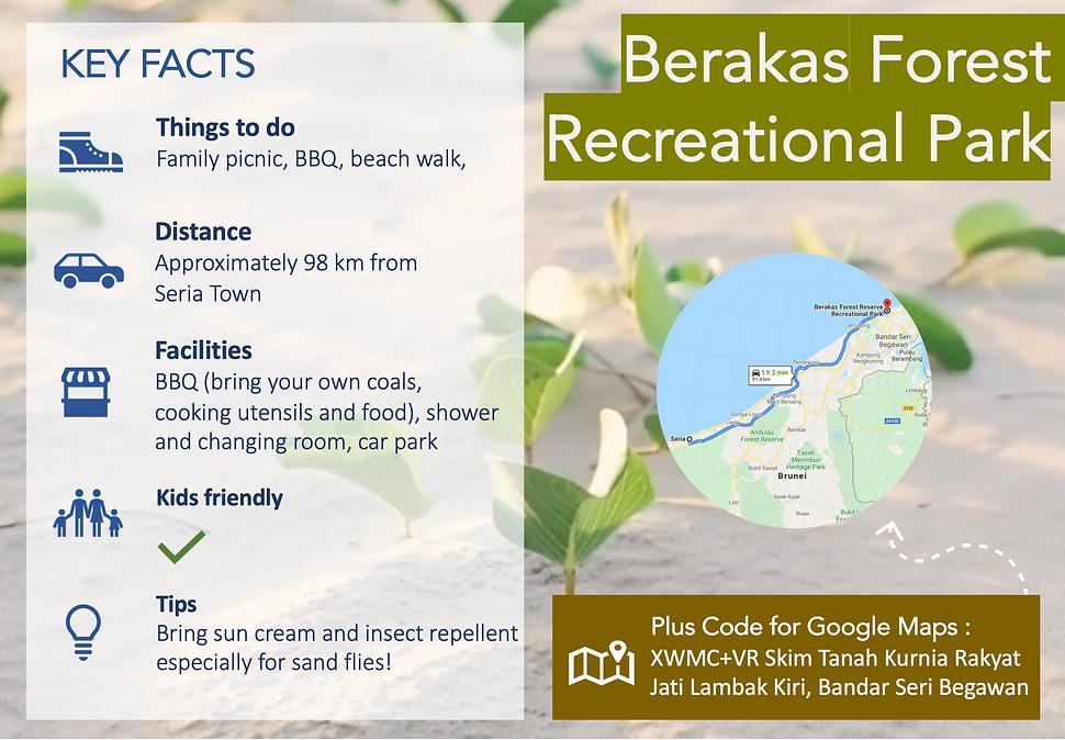Berakas Forest Recreational Park