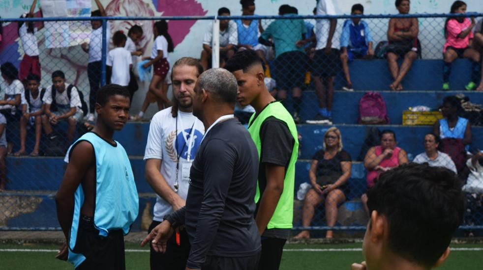 CSRC e CSLF - III Torneio de futebol da consciência negra