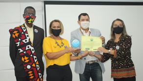 IFPS - Instituto Floriano Peçanha dos Santos - recebe o Selo de Direitos Humanos