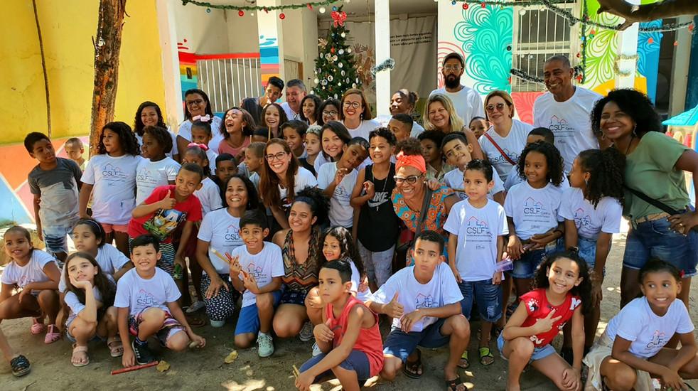 CSLF - Confraternização de Natal 2019
