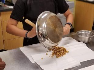 Stuffed Acorn squash with Quinoa