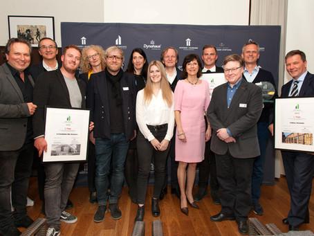 2019 | Feierliche Preisverleihung des DMK Award für nachhaltiges Bauen