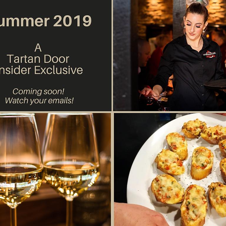 Wine Bar Wednesday - A Tartan Door Insider Exclusive