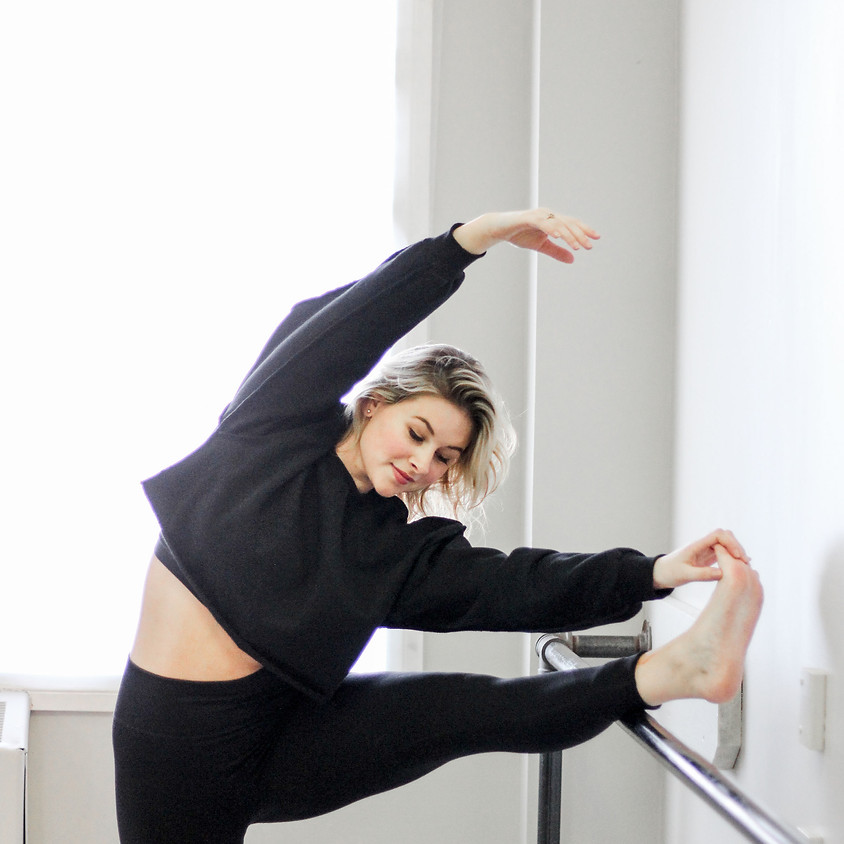 Meet me at the Barre! For Beginners