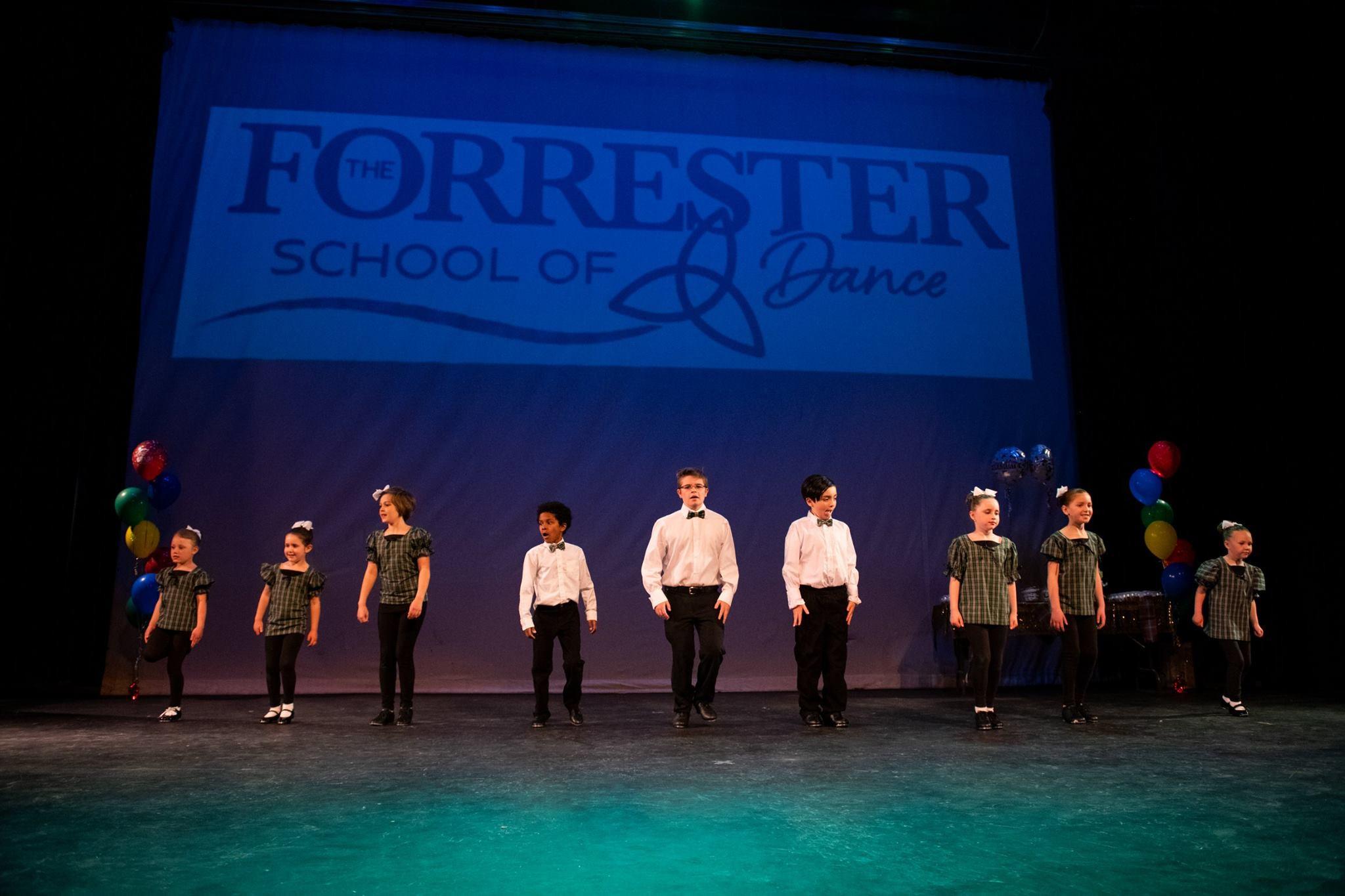 Children & Youth - Beginner Step Dance
