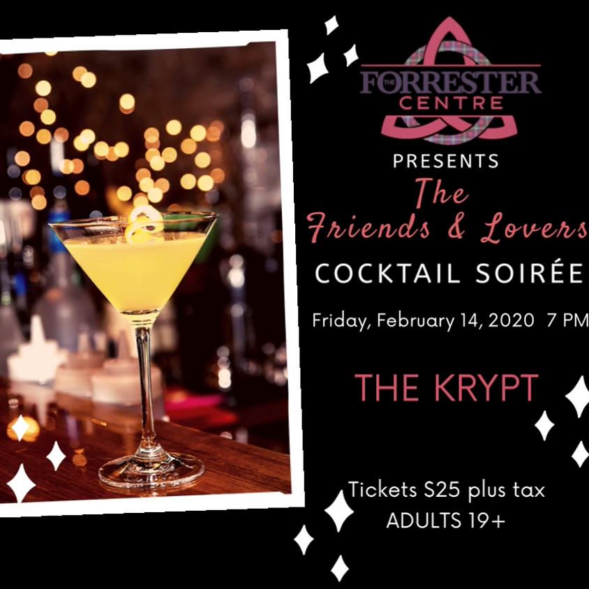 The Friends & Lovers Cocktail Soirée