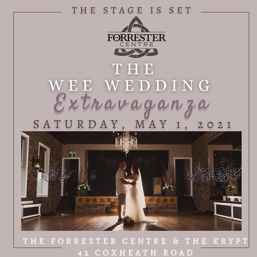 The Wee Wedding Extravaganza