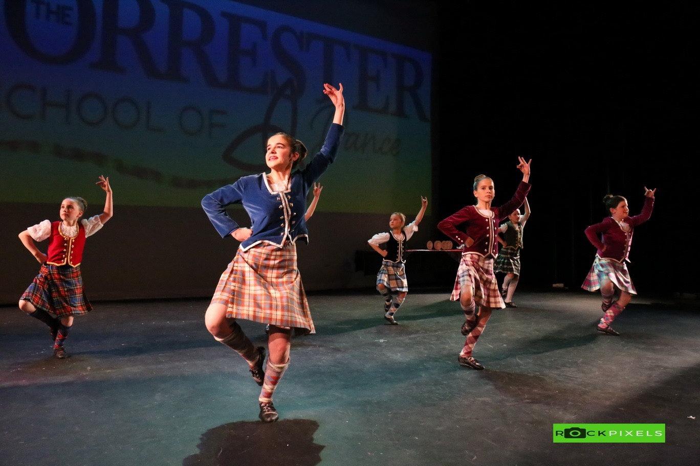 Youth - Novice Highland Dance