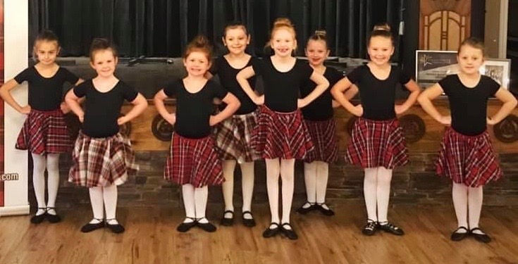 Tiny Tartans - Beginner Highland Dance