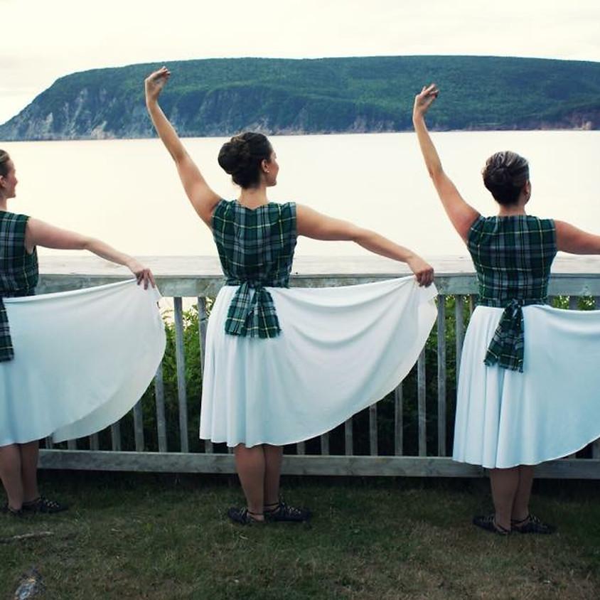 Spirited Steps - Highland Dance Choreography Workshop & Social