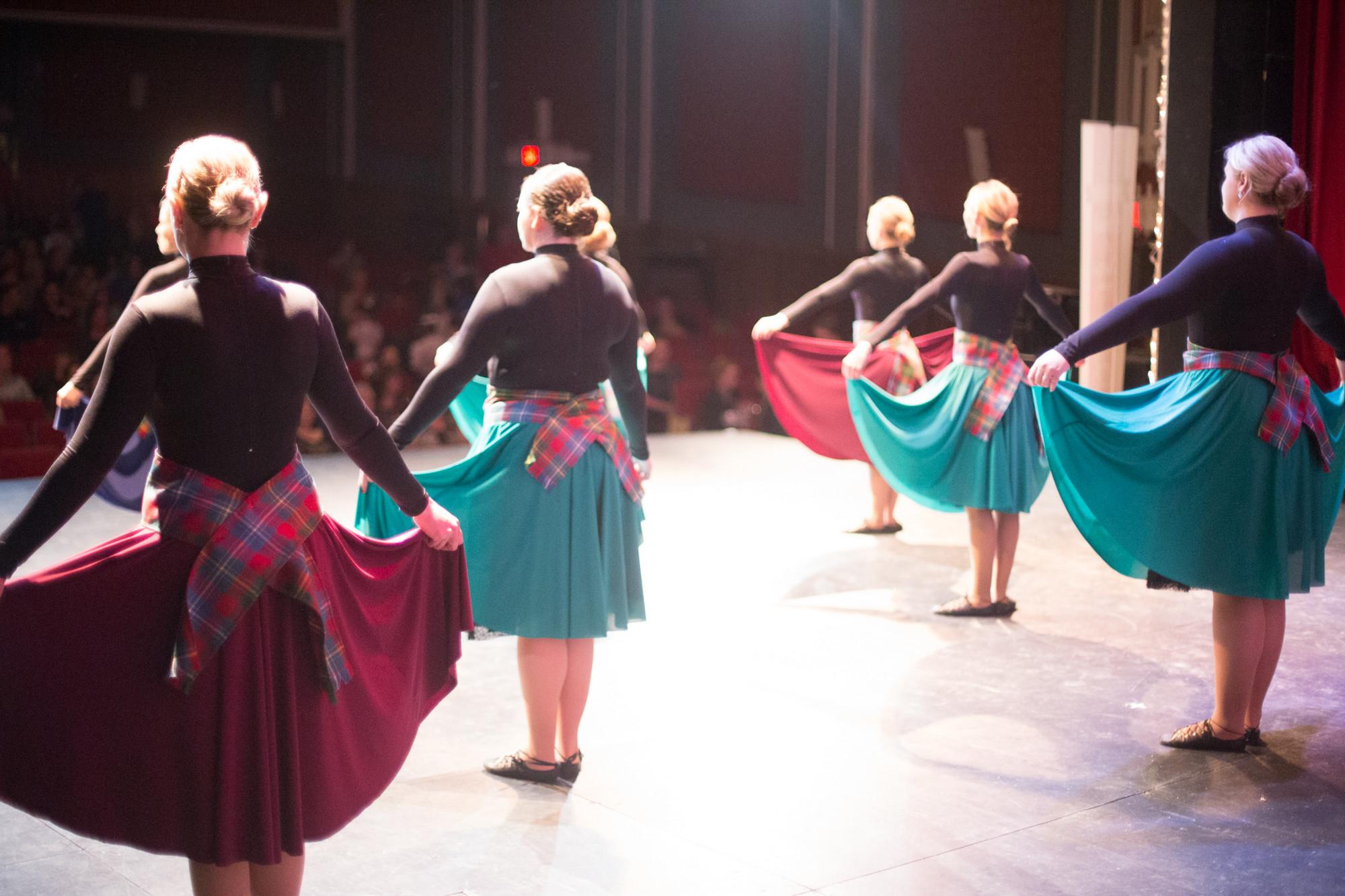 Adult - Beginner Highland Dance