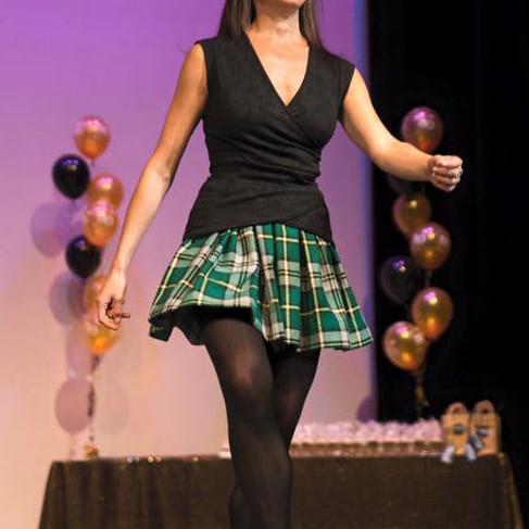 Adult Dance Workshop Series 1:  Beginner Step Dance with Shannon