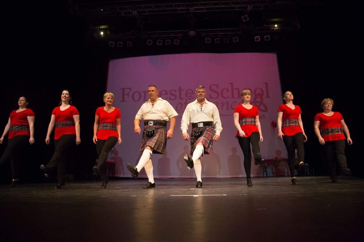 Adult - Beginner Step Dance