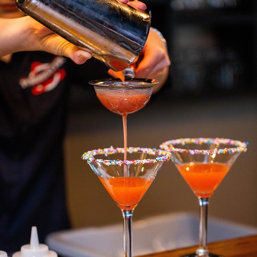 The Krypt Kocktail Workshop - 'The Classics'