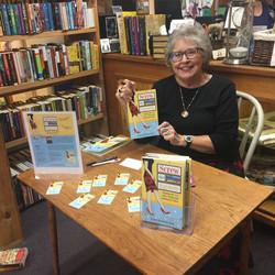 Book signing at A Novel Idea Booksto
