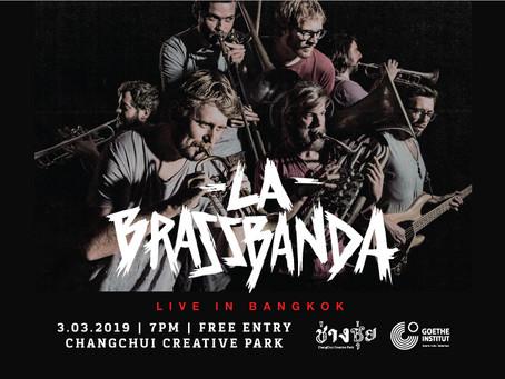LaBrassBanda Live in Bangkok