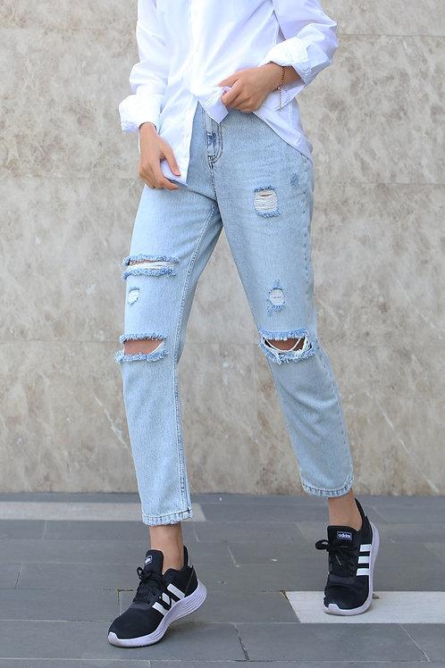 Bakubazar Qadın Jeans 0106