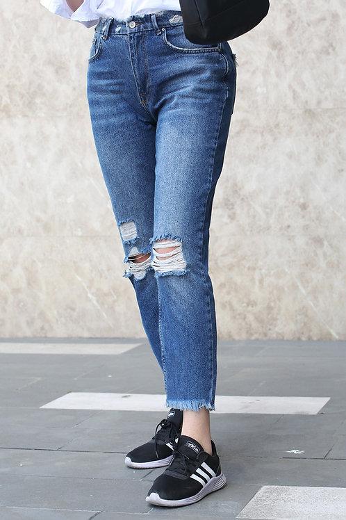 Bakubazar Qadın Jeans 0105