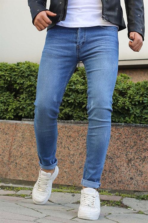 Bakubazar Slim Fit Mavi Jeans