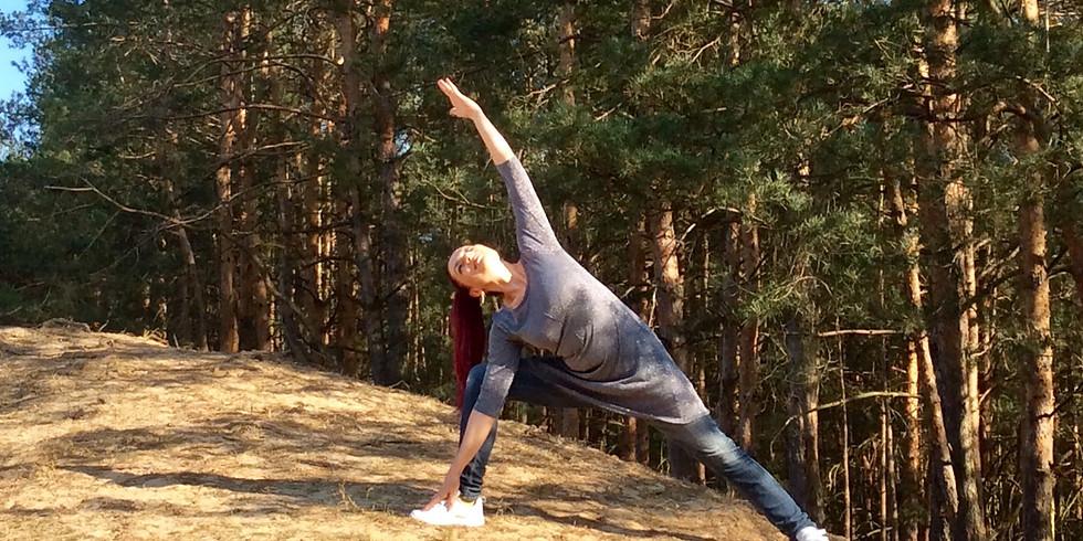 Yoga - Anfänger-Workshop