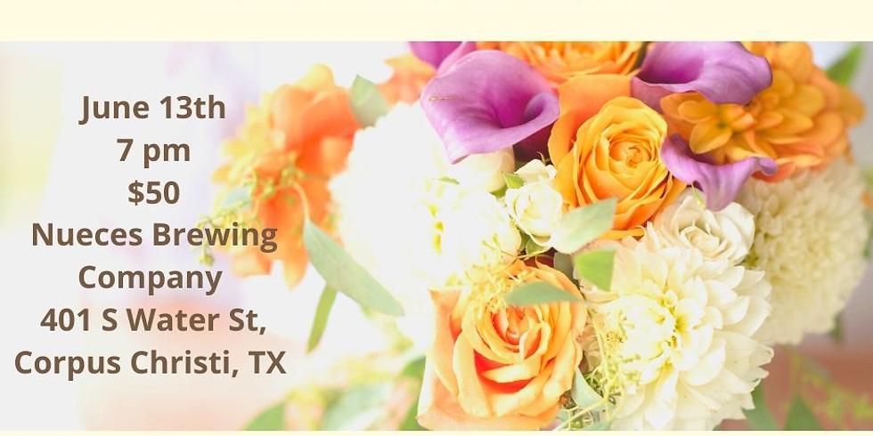 Blossoms & Brew-June 13